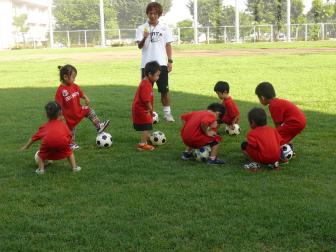 サッカー フットサル 幼児