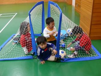 サッカー フットサル 小学生