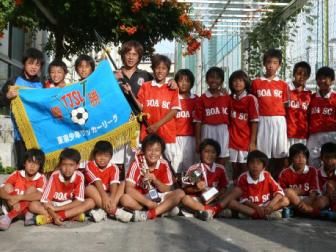国分寺 サッカー フットサル クラブ