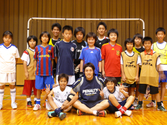 朝霞 サッカー フットサル