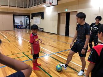 サッカー・フットサル・中野区