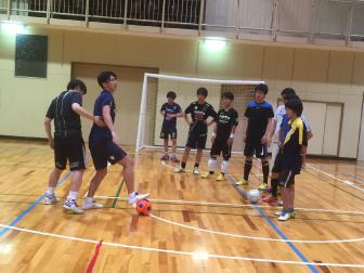 サッカー・フットサル・国分寺