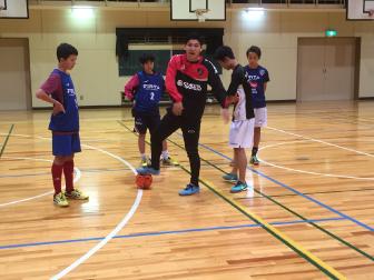 サッカー・フットサル・朝霞